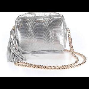 Silver Wallet.  VICTORIA SECRET